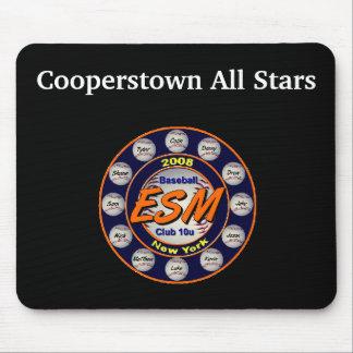 ESMBC All Stars Mousepad