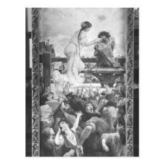 Esmeralda and Quasimodo, 1905 Postcard