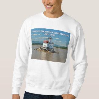 Esopus Meadows Lighthouse, New York Sweatshirt
