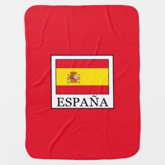 España Baby Blanket