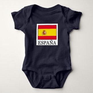 España Baby Bodysuit