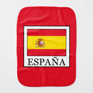 España Burp Cloth