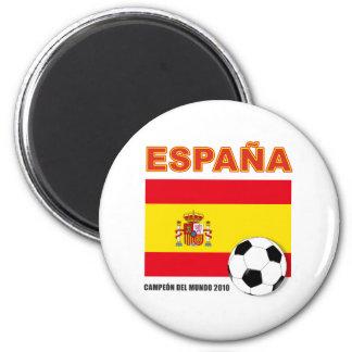 España Campeón del Mundo Magnet