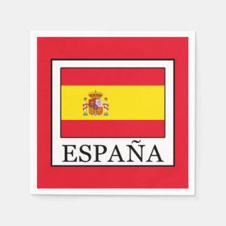 España Disposable Serviettes
