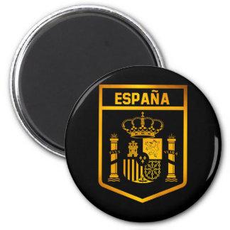 España Emblem Magnet