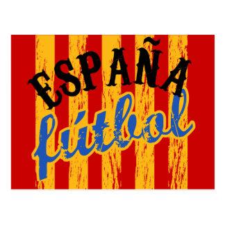 España Fútbol Postcards