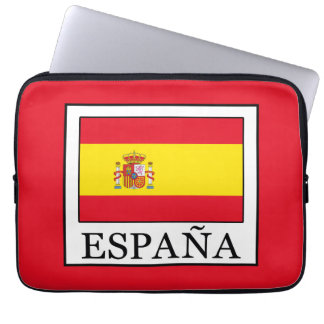 España Laptop Sleeve