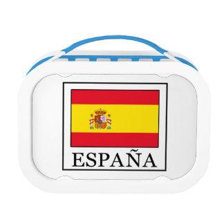 España Lunch Box