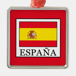 España Metal Ornament
