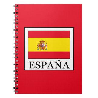 España Notebook