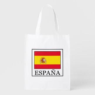España Reusable Grocery Bag