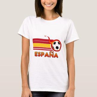 Espana Soccer Womens T-Shirt