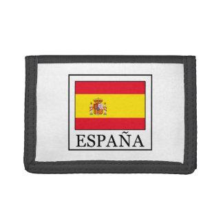 España Trifold Wallet
