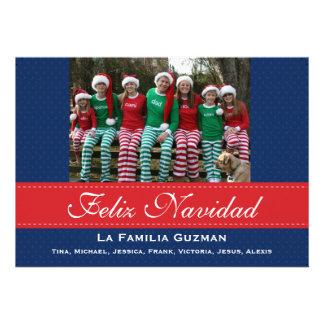Español-Feliz Navidad / Spanish Christmas Announcements