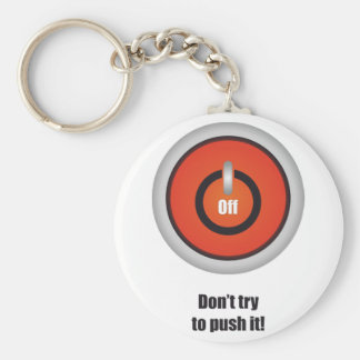 Esperanissa - switch off with text key ring