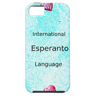 Esperanto International Language Design Case For The iPhone 5