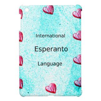 Esperanto International Language Design iPad Mini Cover