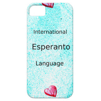 Esperanto International Language Design iPhone 5 Cover