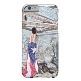 Esperanza - full image barely there iPhone 6 case