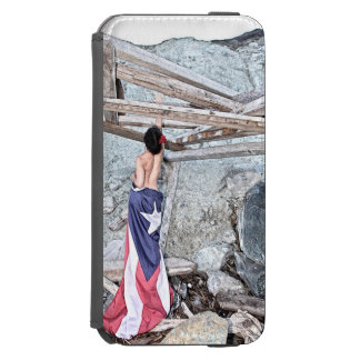 Esperanza - full image incipio watson™ iPhone 6 wallet case