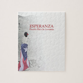 Esperanza - image with text jigsaw puzzle