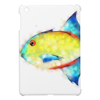 Esperimentoza - gorgeous fish iPad mini cover
