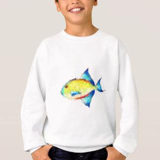 Esperimentoza - gorgeous fish sweatshirt