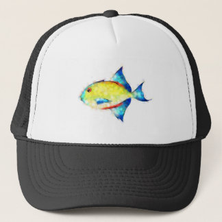 Esperimentoza - gorgeous fish trucker hat