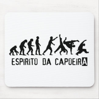 espirito da will capoeira mouse pad
