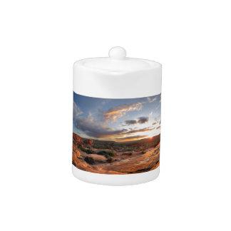 Esplanade Sunset - Grand Canyon - Thunder River