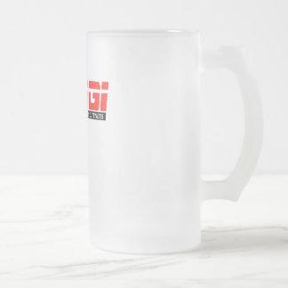 ESPN Corgi 15oz. Frosted Glass Mug