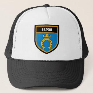 Espoo Flag Trucker Hat