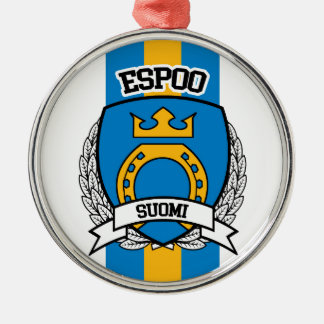 Espoo Metal Ornament