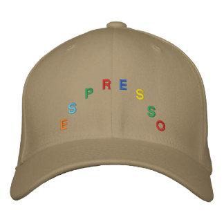 Espresso Baseball Cap
