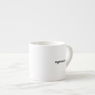 Espresso Espresso Cup