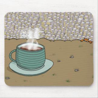 Espresso Hill Mouse Pad