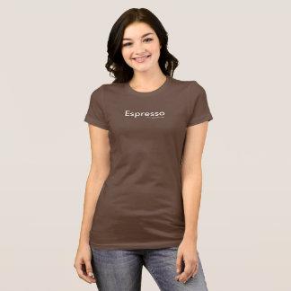 Espresso Ladies T T-Shirt