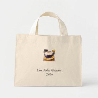 espresso, Lone Palm Gourmet Coffee Canvas Bags