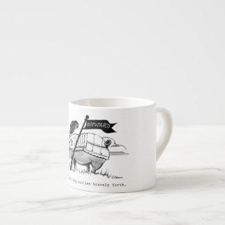 Espresso Mug : Wai the Wonder Pig