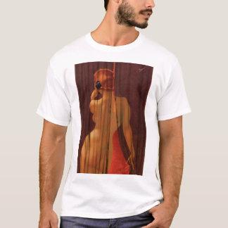 Esquire cartoon illustration Pin Up Art T-Shirt