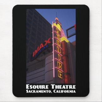 Esquire Theatre Mousepad