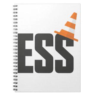 Ess_Cone Notebook