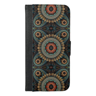 Essaouira iPhone 6/6s Plus Wallet Case