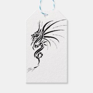 Essemios - furious dragon gift tags