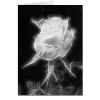 Essence of a Rose 2 Greeting Card