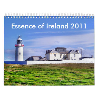 Essence of Ireland 2011 Calendar