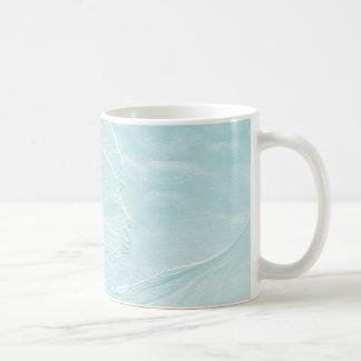 Essence of Rose: Blue/Green Coffee Mug