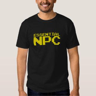 Essential NPC throwback T-shirts