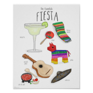 Essentials: A Fiesta Poster
