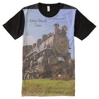 Essex Steam Train T-Shirt All-Over Print T-Shirt